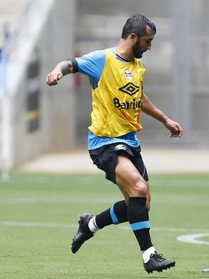 Douglas Grêmio treino (Foto: Lucas Uebel/Grêmio)