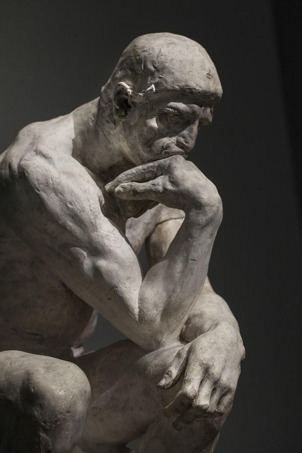 exposition Rodin, le laboratoire de la creation (Foto: Divulgação)