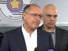 'Lula é o retrato do PT, partido envolvido em corrupção', diz Alckmin