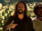 Gabriel, o Pensador homenageia crianças vítimas da violência no Rio