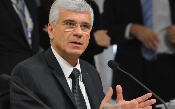 Secretário da Receita Federal Jorge Rachid (Foto: Antonio Cruz/Agência Brasil)