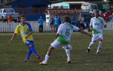 Jogos da segunda rodada serão realizados no sábado (Foto: Sabrina Rabelo/ GloboEsporte.com)