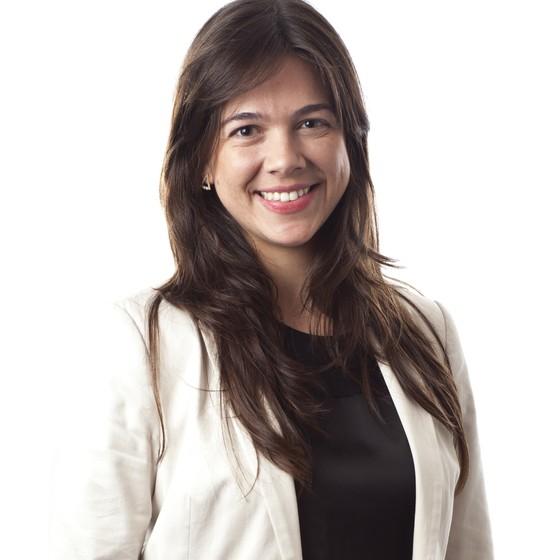 Fundação Estudar, Anamaíra Spaggiari (Foto: divulgação)