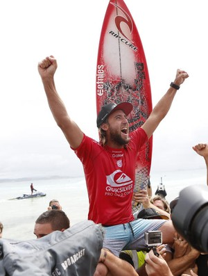 Matt Wilkinson Gold Coast surfe (Foto: Kirstin Scholtz/WSL)