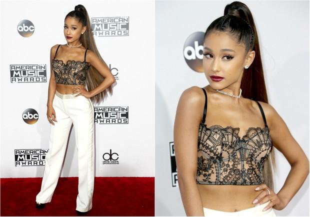 Ariana Grande (Foto: Frederick M. Brown / AFP)