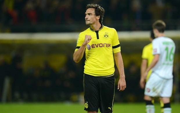 Mats Hummels Borussia Dortmund (Foto: AFP)