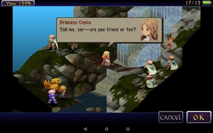 Clássico do PS1 chega ao Android remasterizado (Foto: Divulgação)