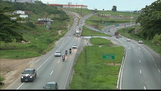 Carro é flagrado trafegando a 192 km/h no Sertão da Paraíba, diz PRF