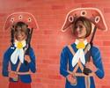 Marias Bonitas: gêmeas do nado vão às compras em meio a treinos na PB