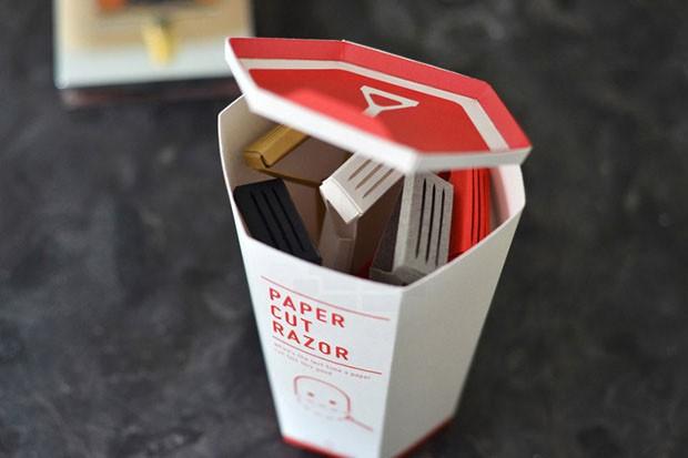 Paper Cut Razor (Foto: Divulgação)
