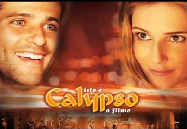 """Teaser de """"Isso é Calypso"""" (Foto: Reprodução)"""