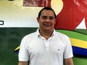 Rinaldo Martins é o vice na chapa do PSB (Foto: Ascom/Psol)