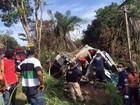 Acidente deixa três mortos e sete feridos na BR-316, em Codó