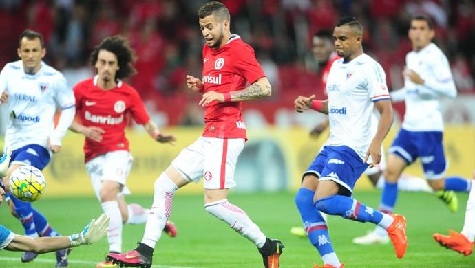 Inter x Fortaleza, Copa do Brasil, Beira-Rio, Nico López (Foto: Ricardo Duarte/Internacional/Divulgação)