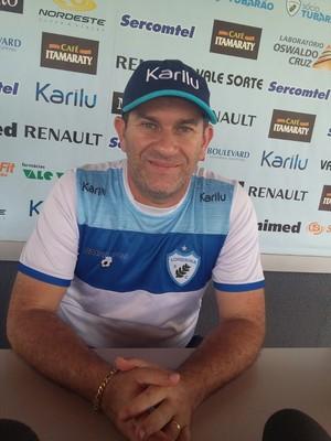 Claudio Tencati Londrina (Foto: Dirceu Ribeiro/Rádio Brasil Sul)