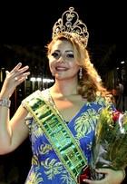 Milian Aquarelo, representante de SP, vence concurso de beleza plus size