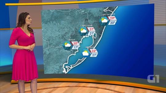 Quarta-feira será de chuva na maior parte do Rio Grande do Sul