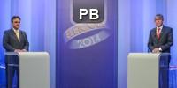 Paraíba - debate (Foto: Arte/G1)