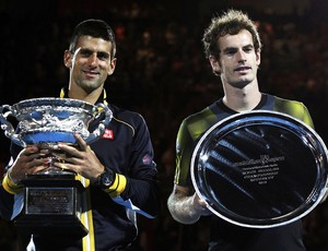tênis djokovic andy murray australian open (Foto: Agência Reuters)