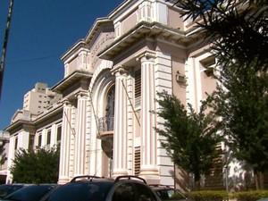 Santa Casa Araraquara (Foto: Reprodução EPTV)