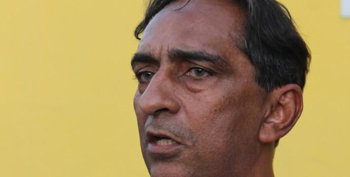 José Cardoso, vice-presidente do Flamengo-PI (Foto: Josiel Martins)