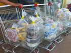 Após denúncia, polícia recolhe alimentos em supermercado de MS