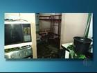 Depois de alagamento, moradores de Suzano passam Natal limpando casas