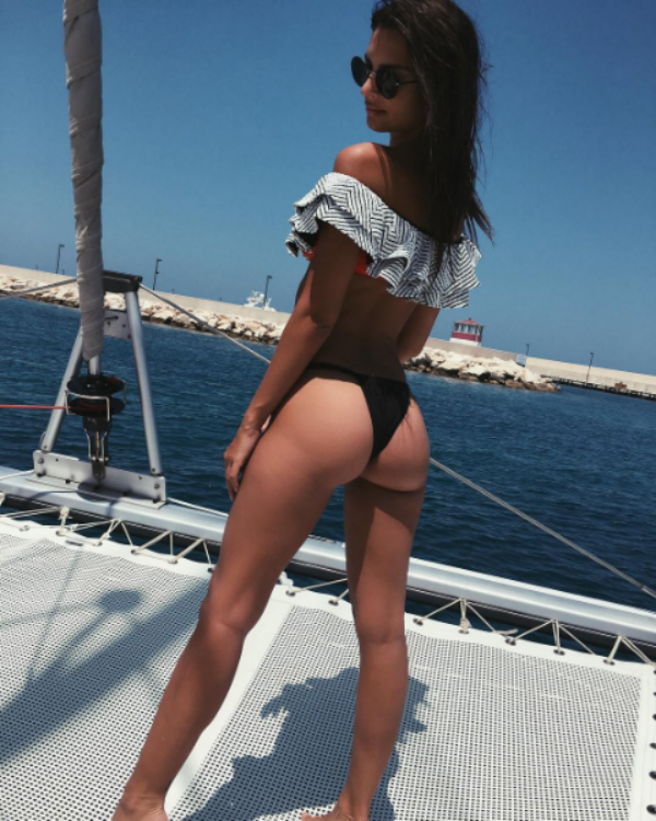 Emily Ratajkowksi (Foto: Reprodução/Instagram)