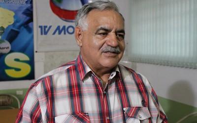 Presidente da FFMS, Francisco Cezário de Oliveira (Foto: Hélder Rafael)