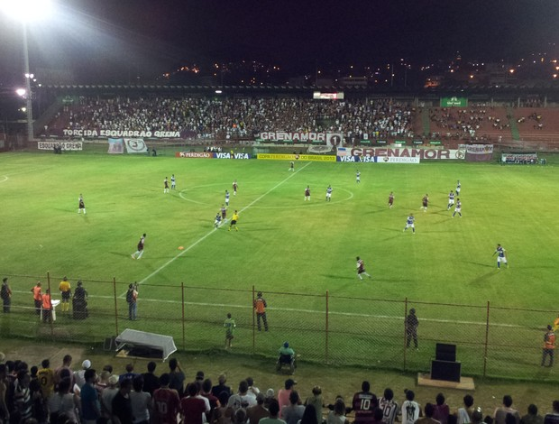 Desportiva Ferroviára x Atlético-AC (Foto: Bruno Marques/Globoesporte.com)