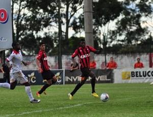 Com Douglas Coutinho, Atlético-PR vence o Cianorte (Foto: Site oficial do Atlético-PR/Divulgação)