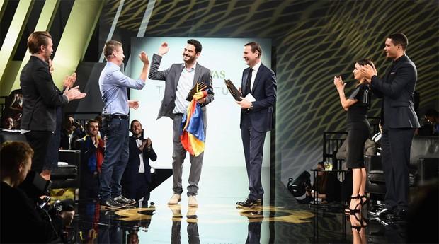 Conceptos Plásticos leva o prêmio The Venture: empresa colombiana faz material de construção mais barato (Foto: Divulgação)