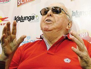 Damião Garcia, presidente do Noroeste (Foto: Rede Bom Dia)