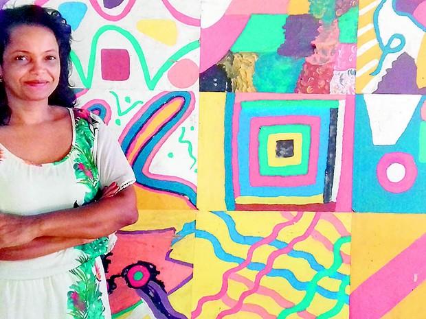 Coordenadora do Núcleo de Estudos Afro-brasileiros (Neab) da Ufes (Foto: Carla Sá/ A Gazeta)