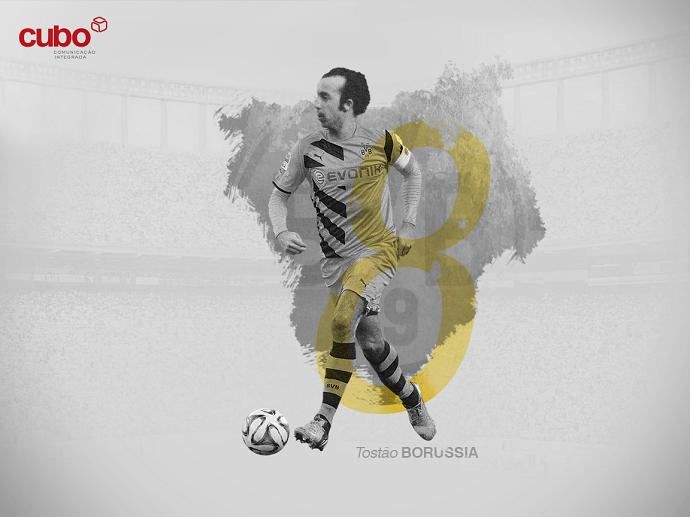 Tostão - Borussia Dortmund