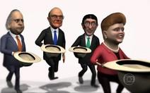 Dilma e seus parceiros