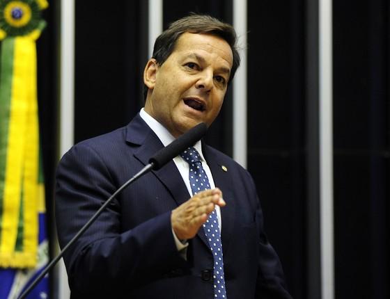 O deputado federal Sergio Zveiter (Foto: Agência Câmara dos Deputados)