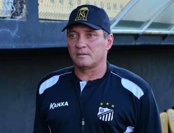 PC Gusmão Bragantino (Foto: Danilo Sardinha/GloboEsporte.com)