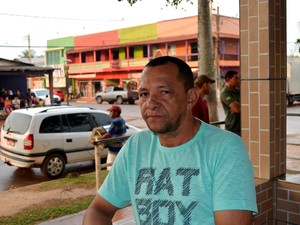 Vagno Salcedo (Foto: Yuri Marcel/G1)