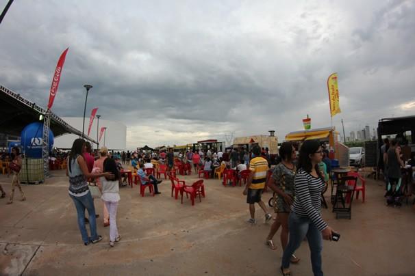 FDS Gourmet Food Truck (Foto: TV Anhanguera)