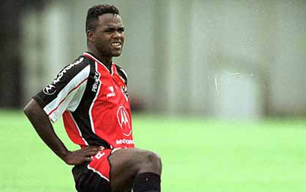 Fabio Simplicio treino  pelo São Paulo (Foto: Lancepress)