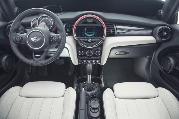 MINI Cooper Cabrio S (Foto: Divulgação)