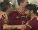 Valdivia faz gol, mas é expulso em empate do Al Wahda nos Emirados Árabes