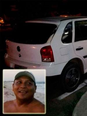 Soldado Jailson Augusto Nascimento foi morto em Parnamirim (Foto: Reprodução/Sérgio Costa/PortalBO)