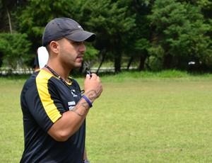Técnico Rafael Guanaes, do Clube Atlético Joseense (Foto: Danilo Sardinha/Globoesporte.com)