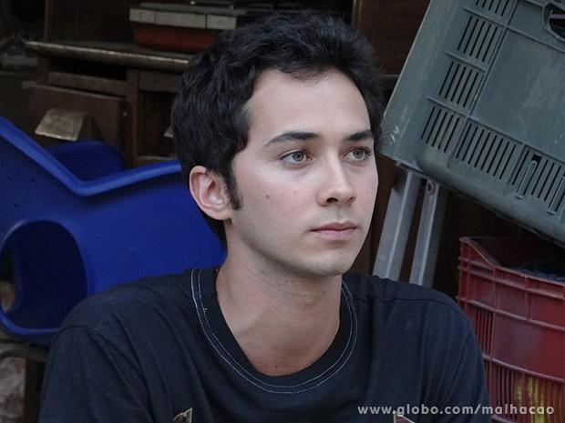 Ben finalmente admite que está apaixonado por Anita (Foto: Malhação / TV Globo)