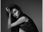 Namorada de Rodrigo Santoro aparece sensual em revista de moda