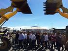 Rollemberg anuncia contratação de máquinas pesadas por R$ 66 milhões