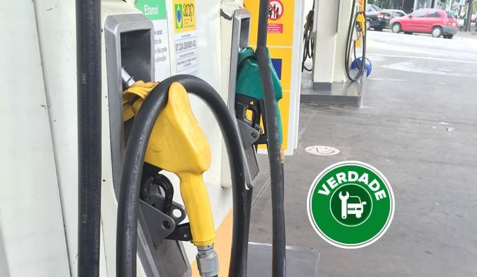 Mito ou verdade: carro flex pode viciar em um combustível? Coluna Oficina do G1 explica que é verdade
