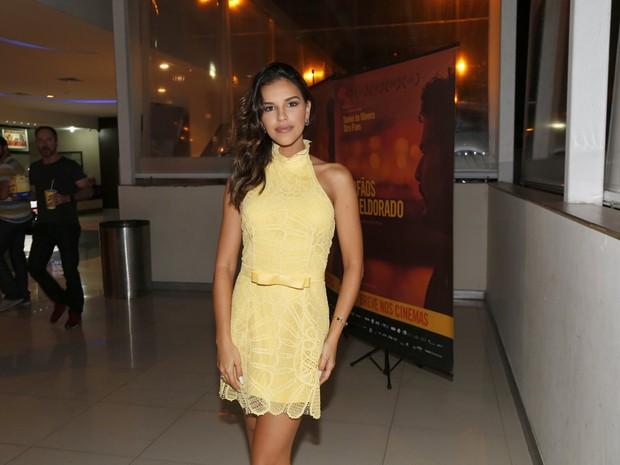 Mariana Rios em pré-estreia de filme na Zona Sul do Rio (Foto: Felipe Assumpção/ Ag. News)